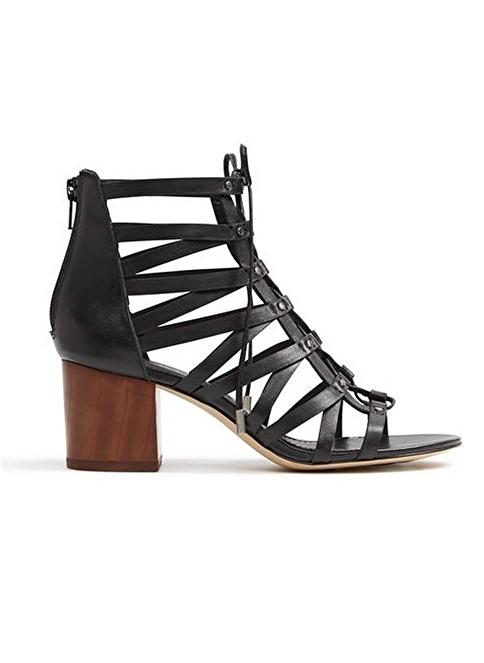 Aldo Kalın Topuklu Ayakkabı Siyah